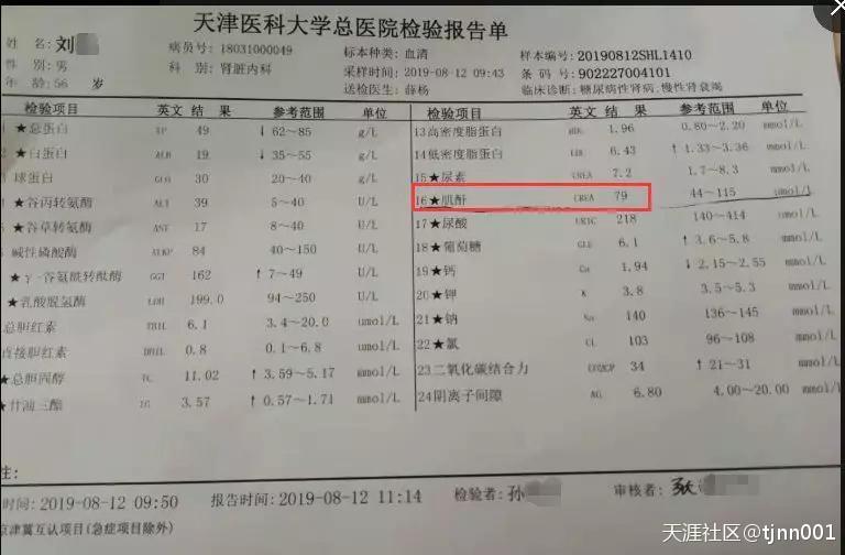实例:中医针灸也能治愈尿毒症针灸,肾衰竭