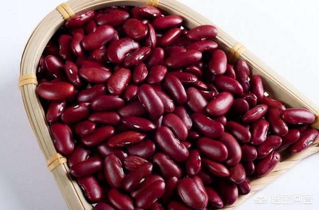红豆有什么功效?