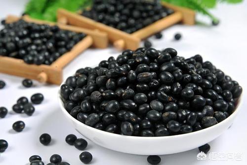 黑豆有哪些功效???的功效?