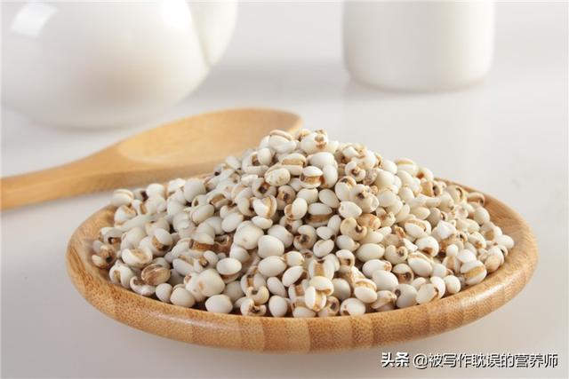 薏米的功效都有哪些,营养价值如何?
