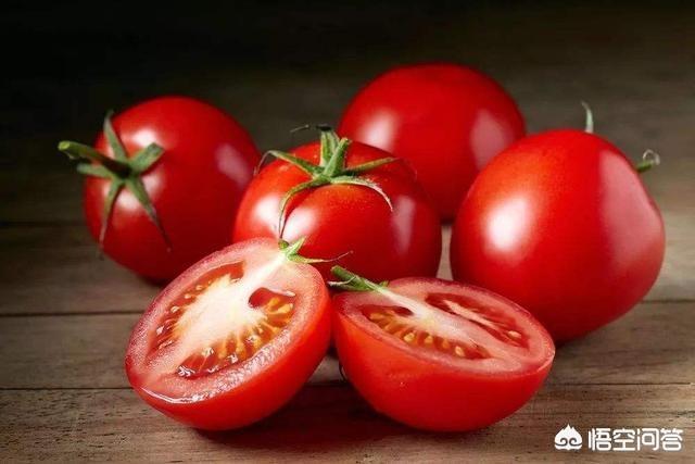 西红柿有什么功效呢?