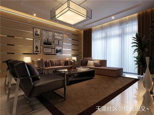 【共享装】客厅顶灯图片大全 客厅用什么顶灯好看(转载)