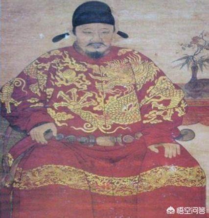 明太祖朱元璋为何在常遇春死后令宫廷画师绘制他身穿龙袍的全身像?