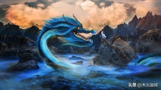 中国的祖先为什么会塑造和崇拜龙?