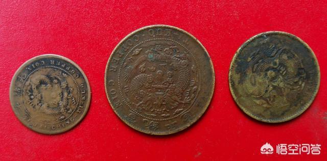 清代钱币四爪龙有什么说法?