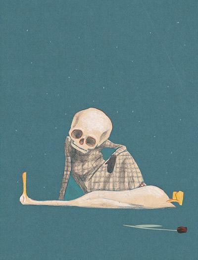 人类随着年龄的增大,对死亡的恐惧是增大了还是减小了?