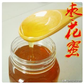 枣花蜜有什么作用与功效?