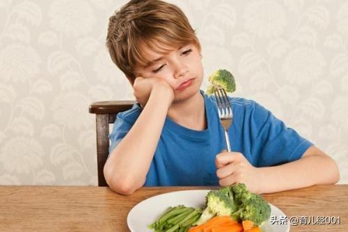 只吃肉不吃青菜的小孩,营养会不会过盛?