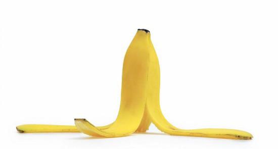 妙用香蕉皮能够巧治9种常见的疾病