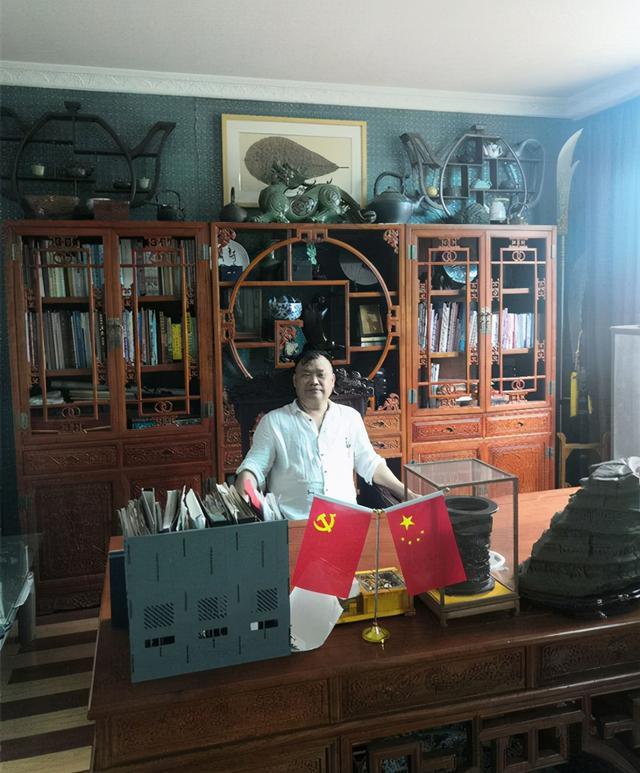 实力派画家李如宗——红花绚烂 姿态妖娆作品选