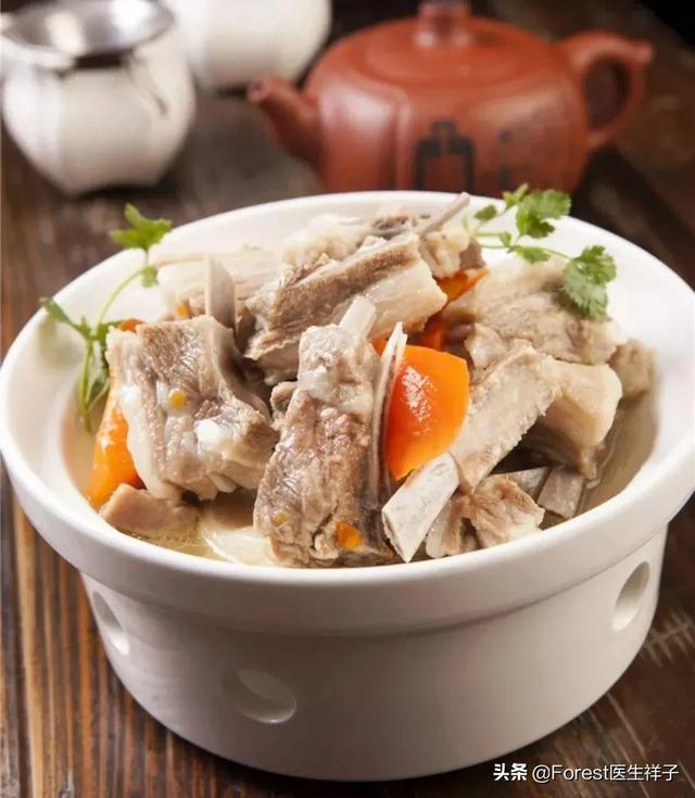 肉桂,干姜陈皮胡椒炖羊肉有什么功效?