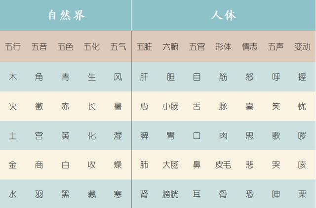 中医药文化|中医怎么看人与自然