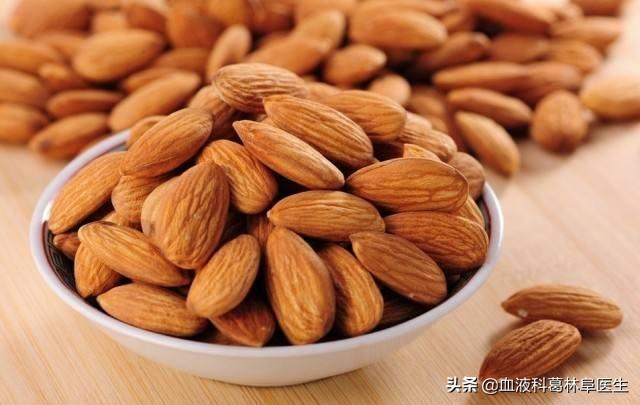 吃杏仁的七大好处你知道是什么吗?