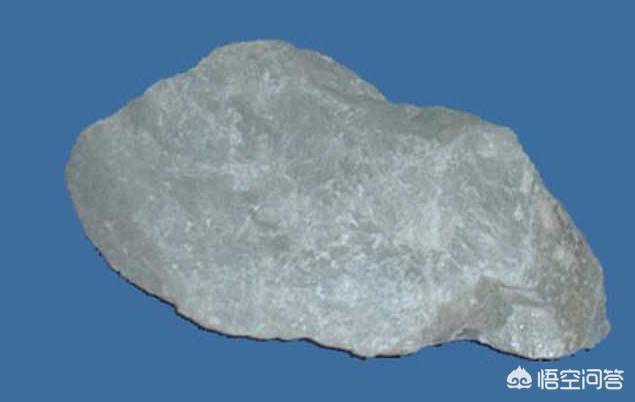 """农村人常说的""""滑石""""是什么东西滑石甘草功效与作用?有什么作用?"""