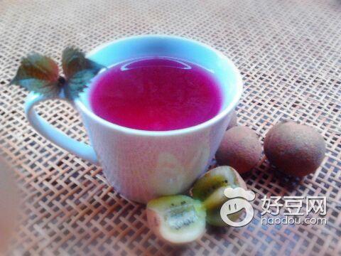 紫苏汁的做法