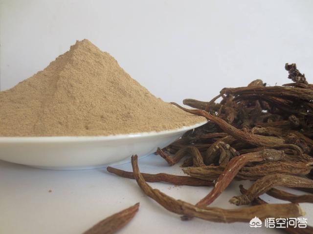 丹参片和丹参粉相比哪个更好炒丹参的功效与作用?