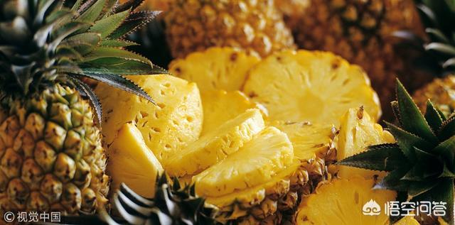 波罗的功效与作用,又到吃菠萝的时候了,菠萝有什么营养价值呢?