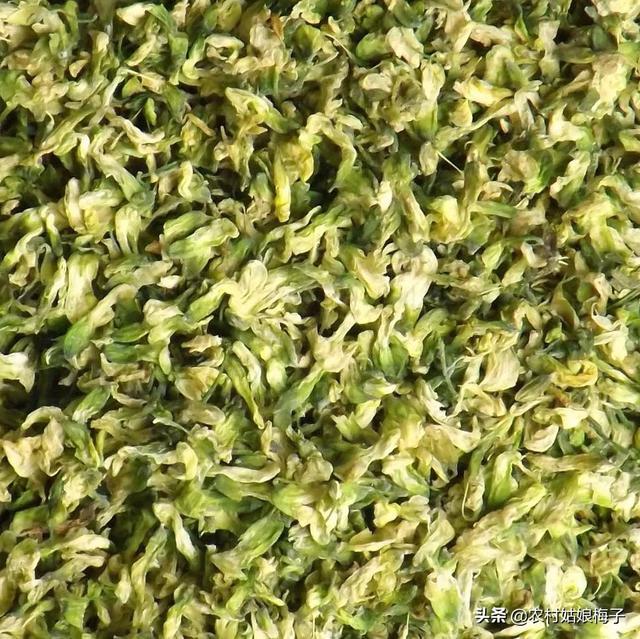 槐花也可以做药材吗药材花朵作用?有什么功效?