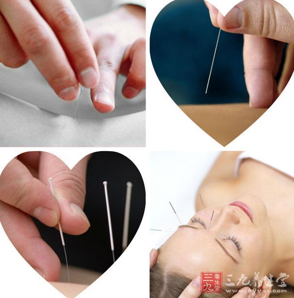 针灸乳房,乳腺结节针灸的好处