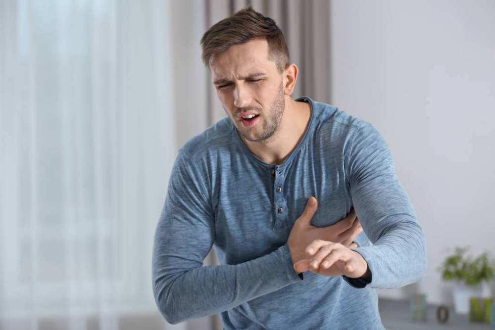 心脏病心脏出血症状,心脏出血有什么症状