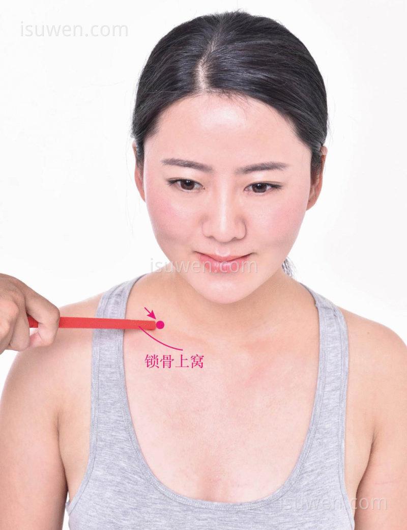 针灸地仓穴作用,颊车的准确位置图