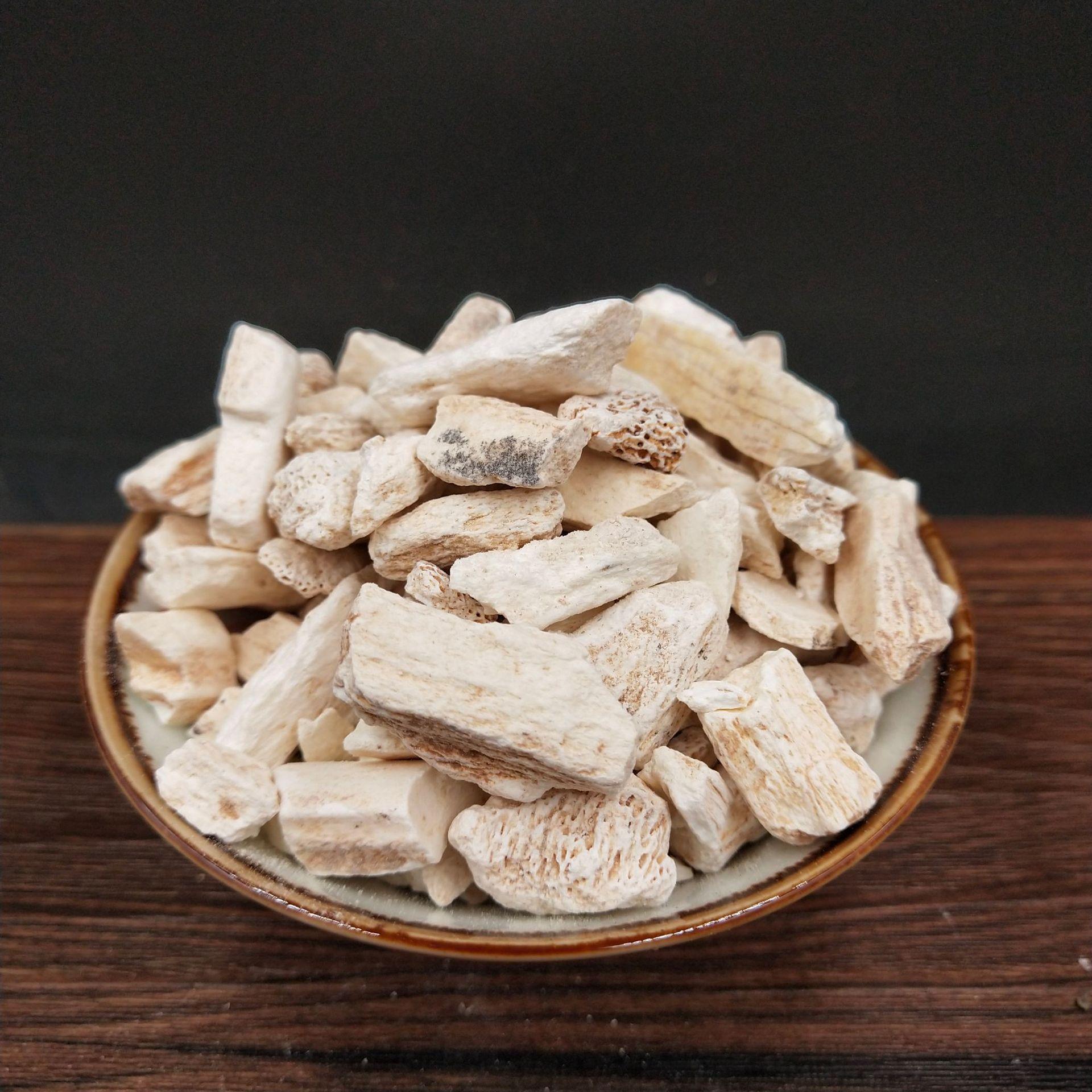 中药生牡蛎图片,牡蛎壳煮水药效