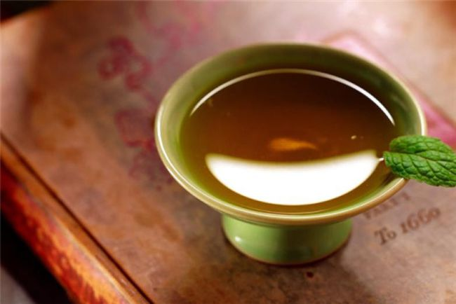 感冒中药茶,预防感冒草药代茶饮