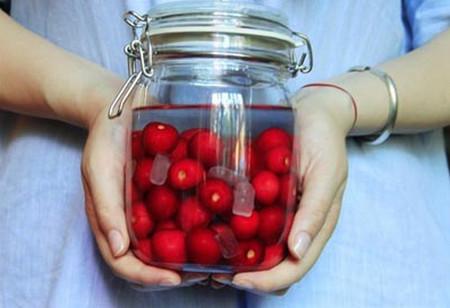 樱桃泡酒治扭伤,蓝莓泡酒的功效和作用
