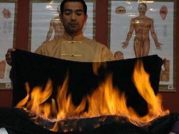 火疗能治,火疗能去除体内湿气吗